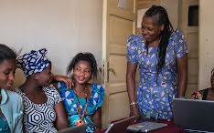 Как Google Поиск помогает женщинам из Конго открывать новые возможности для себя и для других