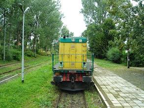 Photo: Kudowa Zdrój: SP32-209, lokomotywa ta przyciągneła Kamieńczyka.