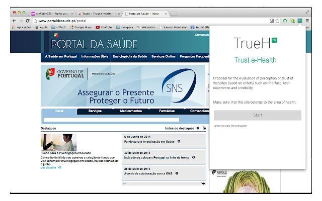 Trueh - Trust e-health