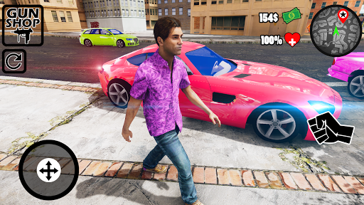 Auto Theft Gangster Stories 1.0.0.0 screenshots 2