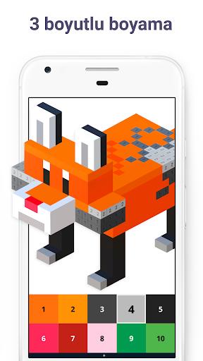 Pixel Art Sayılarla Boya Revenue Download Estimates Google