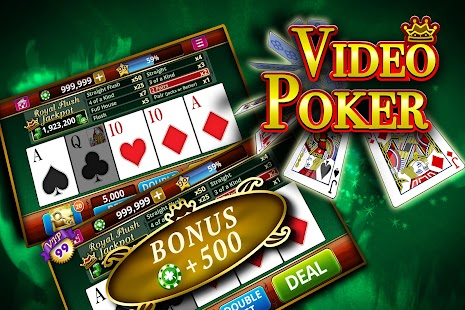 VIDEO POKER!- screenshot thumbnail