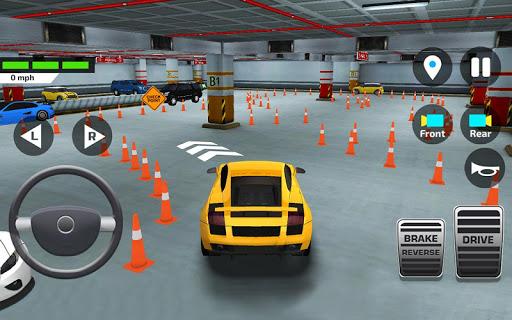 Car Driving & Parking School  screenshots 3