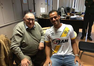 Joao Carlos quitte Lokeren et rejoint Al Jazira