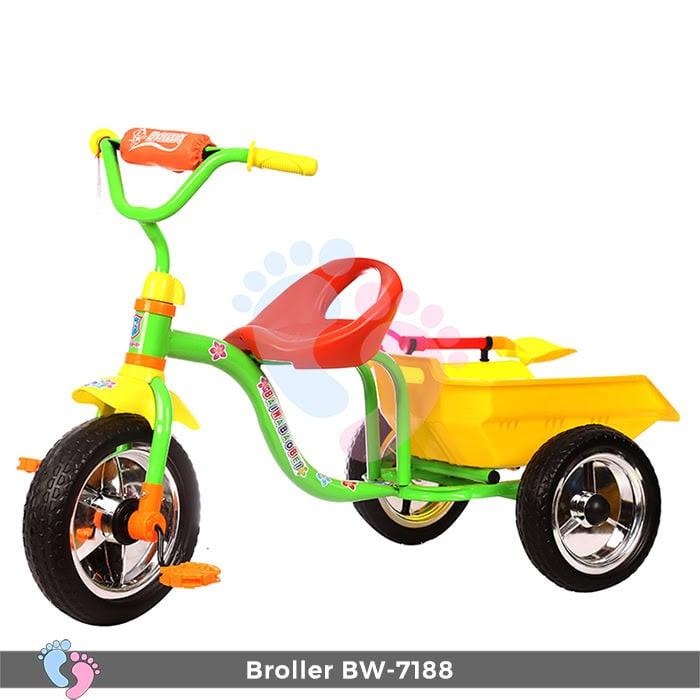Xe đạp trẻ em 3 bánh Broller XD3-7188 1
