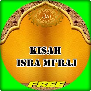 Kisah Isra Mi'raj - náhled