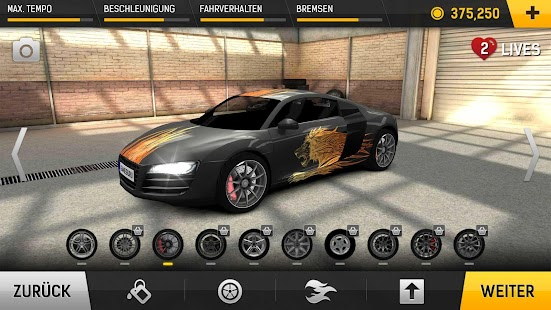 Racing Fever – Miniaturansicht des Screenshots