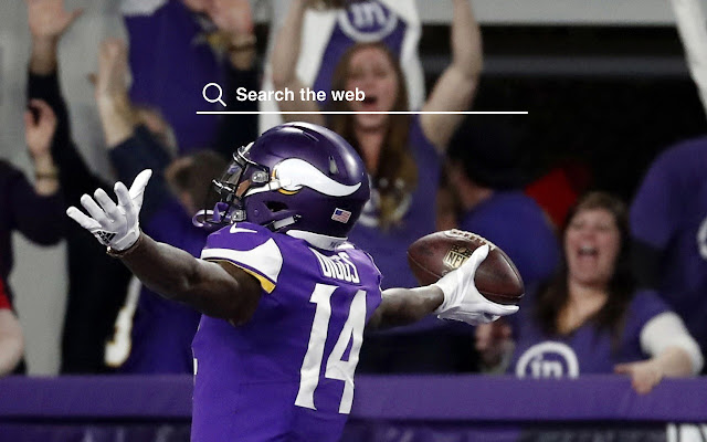 Stefon Diggs Hd Wallpapers Game Theme