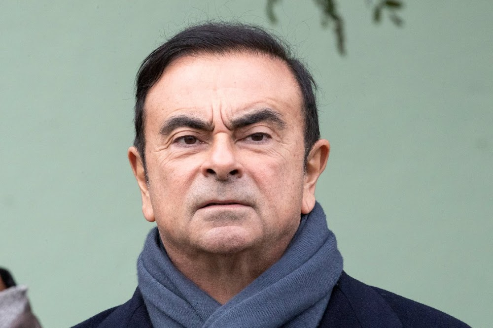 Nissan's Ghosn decries all charges and Japan's 'hostage justice'