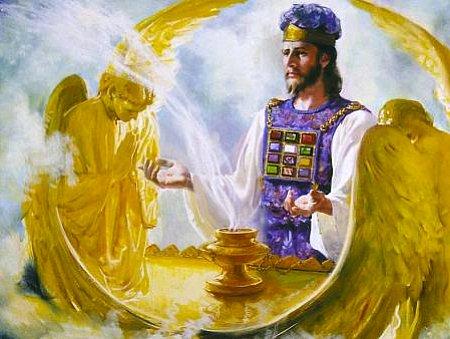 augstais priesteris Jēzus