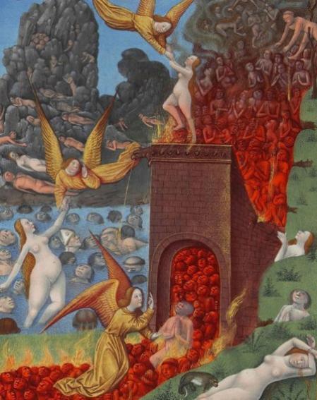 Purgatorijs - sena dievbijīga tradīcija vai doktrinālas slimības simptoms