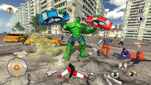 Grand Monster Superhero Vegas Crime City Battle for PC