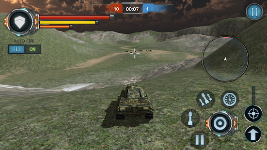 Download Tank Wars-Royal Commander - Android Apps - Softmyth