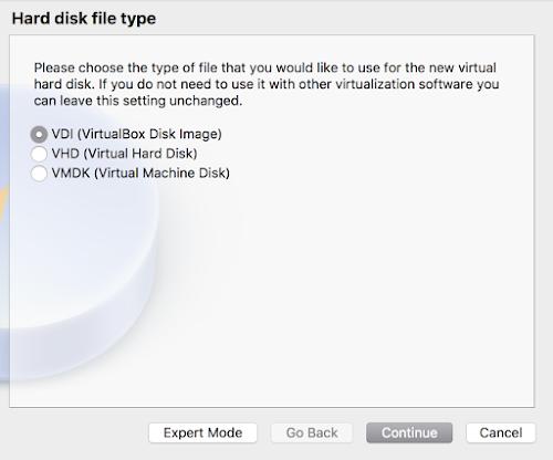 Arch Linux Default HDD 2