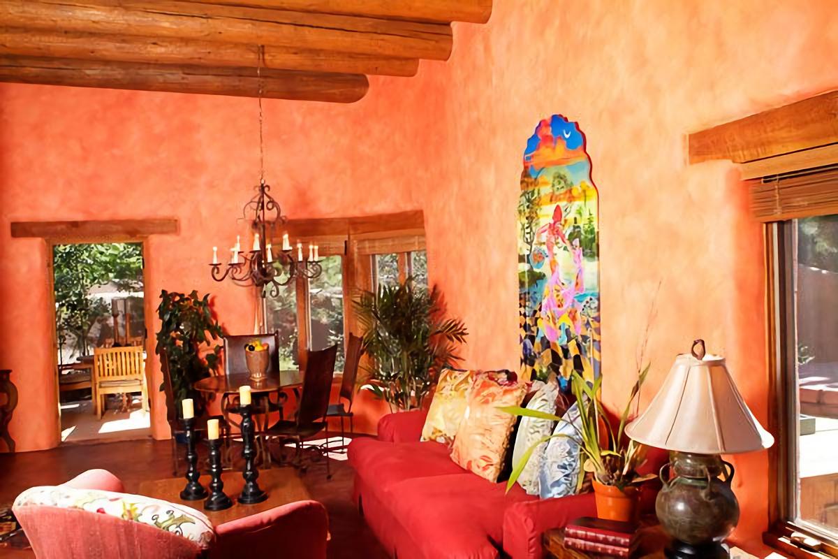 Gaya desain interior ala Meksiko – source: pinterest.com