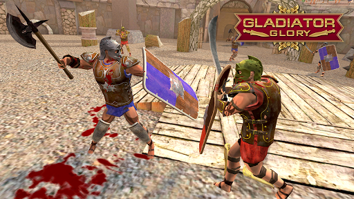 Gladiator Glory (Mod Money)