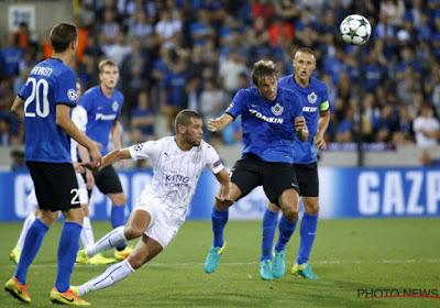 Tomas Pina kon zich nooit echt doorzetten bij Club Brugge, maar Alaves wil hem wel
