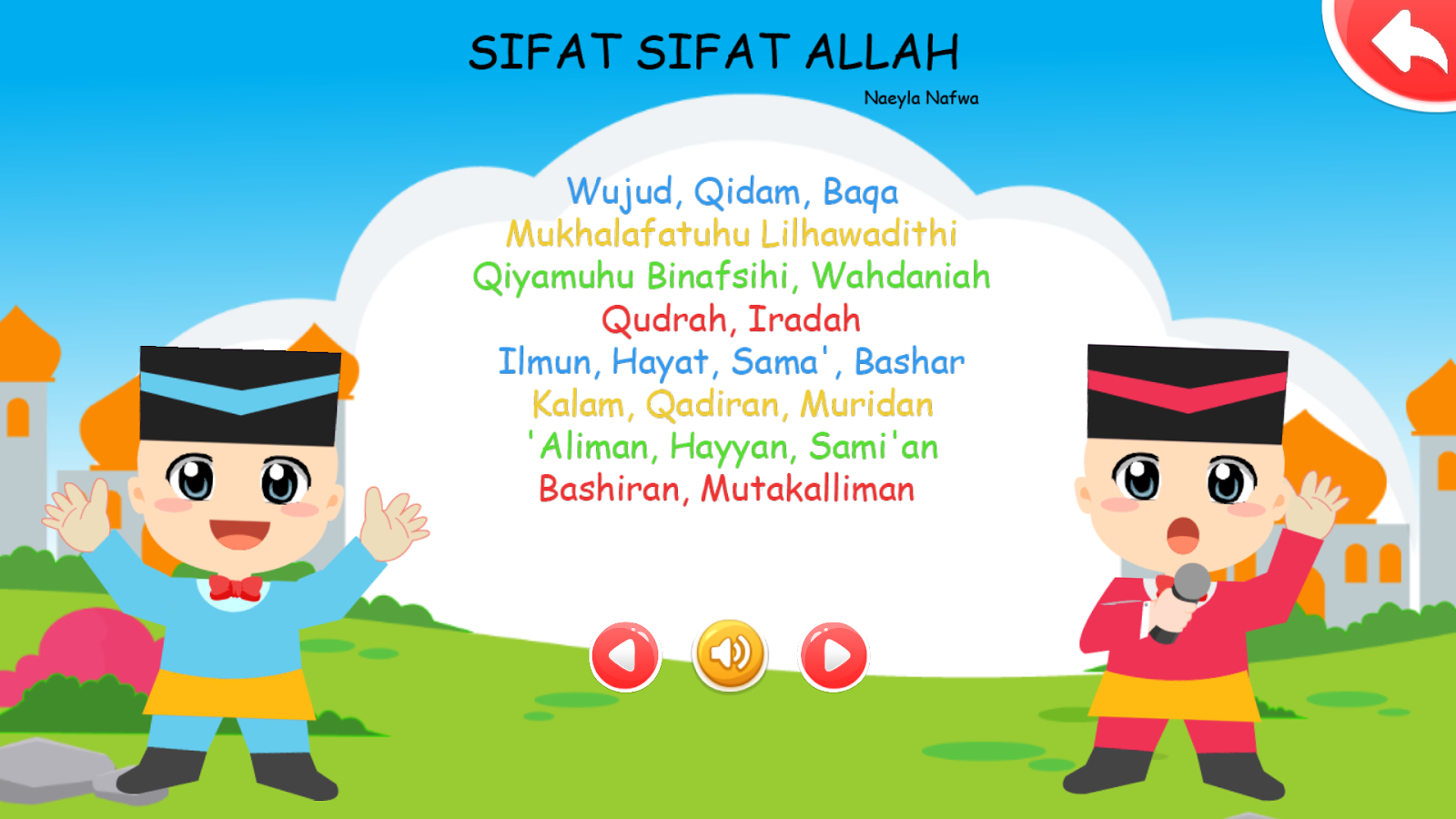Lagu Islami Anak Muslim Android Apps On Google Play