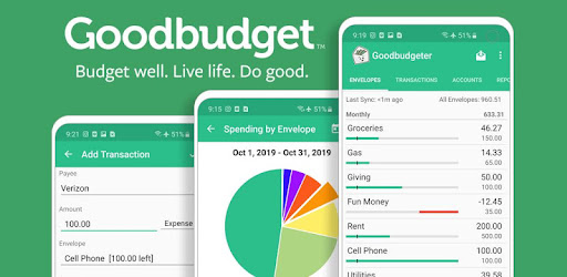 Goodbudget: Budget & Finance - Apps on Google Play