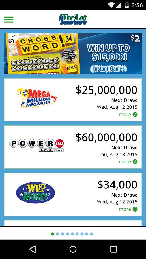 Lottery Rhode Island Wild Money