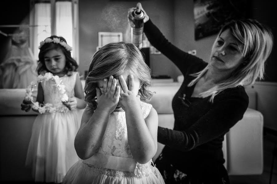 Wedding photographer Barbara Fabbri (fabbri). Photo of 01.10.2018