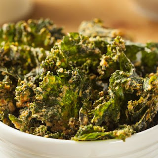 Seasoned Kale Chips