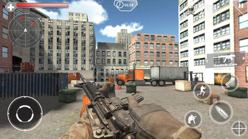 Shoot Hunter-Gun Killer  23