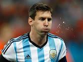 L'Argentine vient à bout de la Croatie