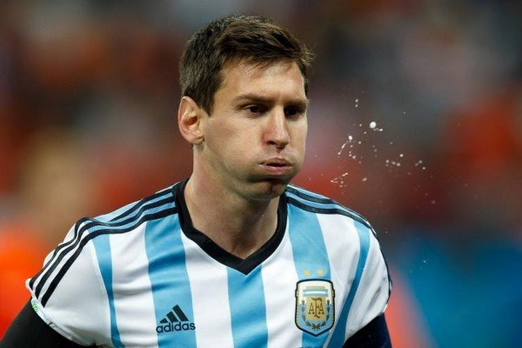 Messi remercie ses fans