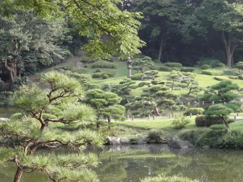 Photo Jardins Kiyosumi Tei-en