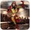 Super Captain Girl: American First Avenger Hero file APK Free for PC, smart TV Download