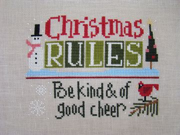 LK Christmas Rules