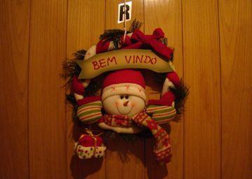 decorando a casinha :)