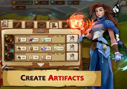 Braveland Heroes Mod Apk Download For Android and Iphone 7
