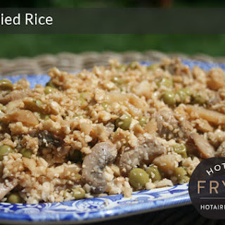 Faux Fried Rice (Actifry).