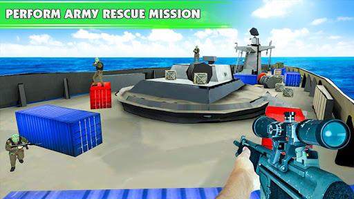 Commando Shooting FPS War Adventure 1.0 screenshots 8