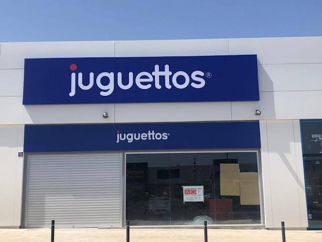 La nueva tienda de Juguettos en Torrecárdenas.