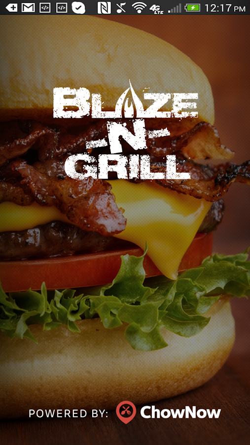 Blaze-N-Grill- screenshot