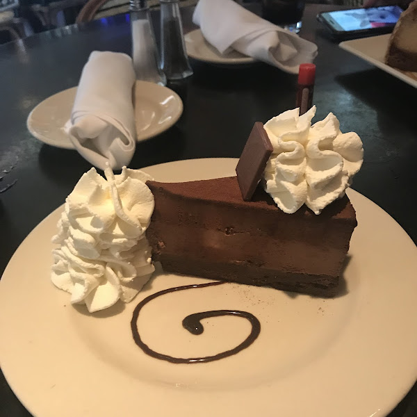 Photo from The Cheesecake Factory