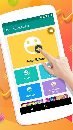 Emoji Maker- Free Personal Animated Phone Emojis Apk apps 3