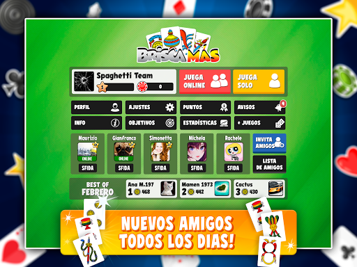 Brisca Mu00e0s - Juegos de cartas 2.2.0 screenshots 8