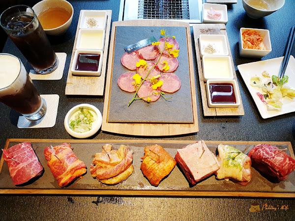 一次吃七國燒肉~昭日堂燒肉~日式奢華聚餐空間