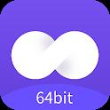 2Accounts - 64Bit Helper icon
