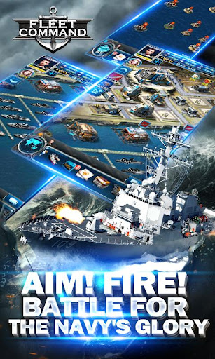 Fleet Command u2013 Kill enemy ship & win Legion War 1.7.2 androidappsheaven.com 2