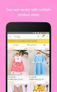 Firstcry Baby Amp Kids Shopping Fashion Amp Parenting Apps