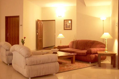 Off Residency Road Serviced Apartments