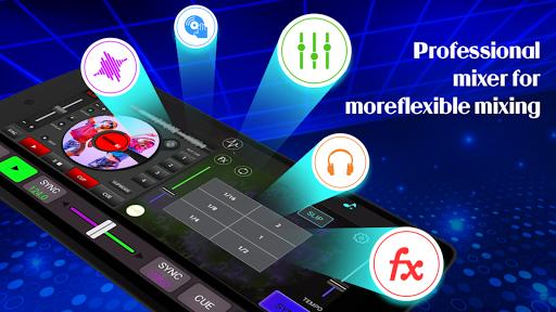 3D DJ Mixer - DJ Virtual Music 2020 screenshots 2