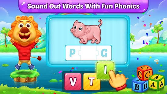 ABC Spelling - Spell & Phonics - náhled