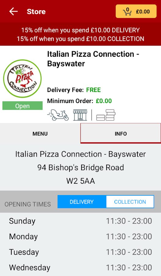 Italian Pizza Connection- screenshot