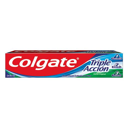 Crema Dental Colgate Triple Accion 75Ml